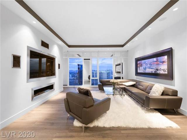 3750 S Las Vegas Boulevard #3108, Las Vegas, NV 89158 (MLS #2229003) :: Signature Real Estate Group