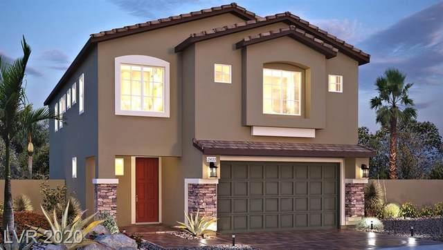 397 Tembre Court #18, Las Vegas, NV 89145 (MLS #2229017) :: The Perna Group