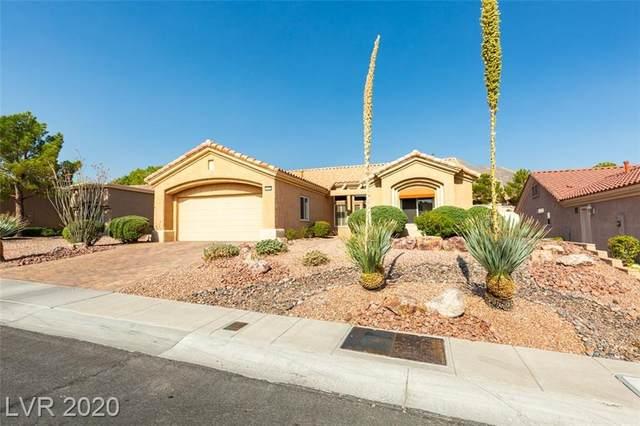 2525 Banora Point Drive, Las Vegas, NV 89134 (MLS #2229023) :: Jeffrey Sabel
