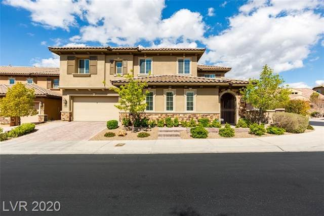 2500 Pont Marie Drive, Henderson, NV 89044 (MLS #2229068) :: The Mark Wiley Group | Keller Williams Realty SW