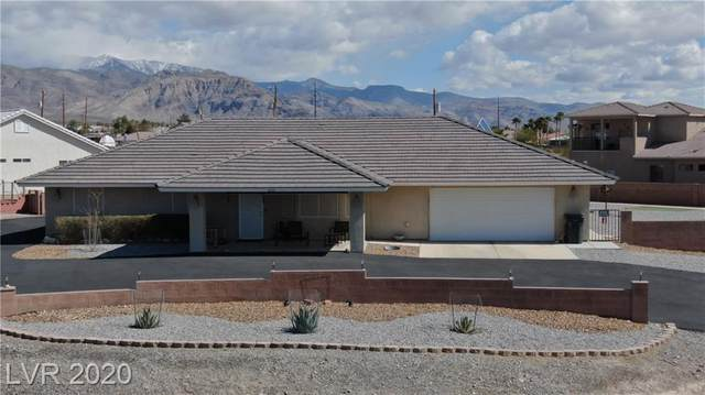 2121 S Saginaw Avenue, Pahrump, NV 89048 (MLS #2229125) :: Performance Realty