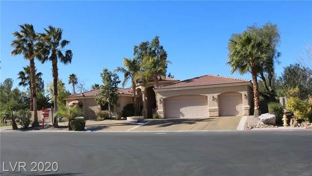 7011 Jurani Street, Las Vegas, NV 89131 (MLS #2229127) :: Jeffrey Sabel