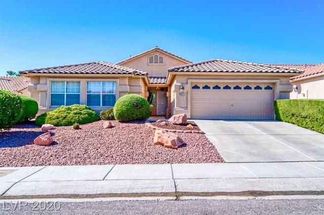 4601 Golden Palomino Ln. N. Las Vegas 89032 Lane, Las Vegas, NV 89032 (MLS #2229144) :: Jeffrey Sabel