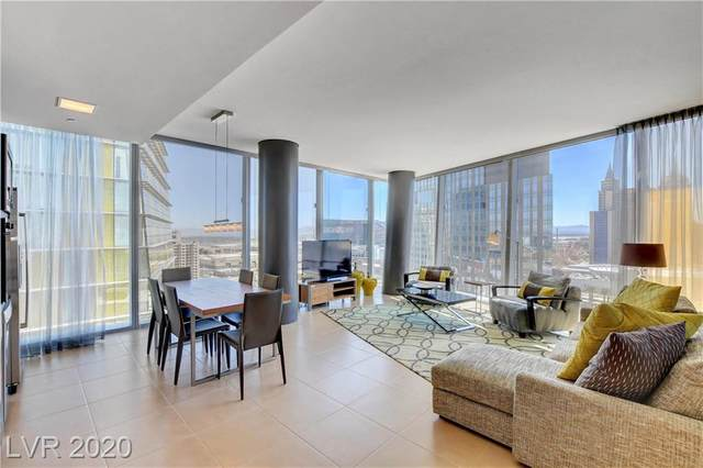 3726 Las Vegas Boulevard #1708, Las Vegas, NV 89158 (MLS #2229165) :: The Perna Group