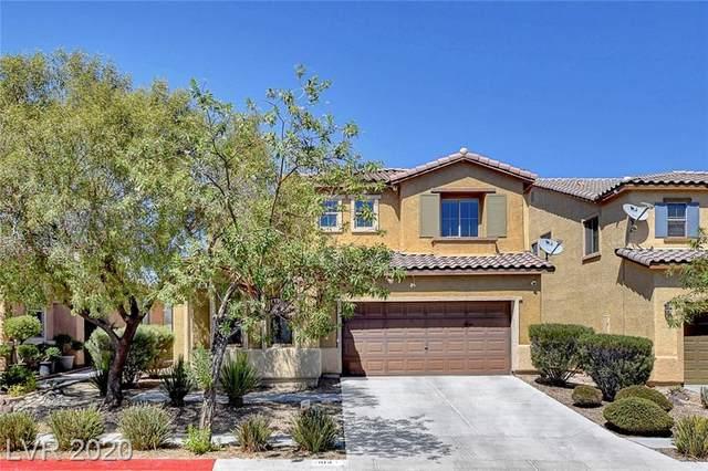 2104 Sun Harvest Avenue, North Las Vegas, NV 89081 (MLS #2229169) :: The Mark Wiley Group   Keller Williams Realty SW