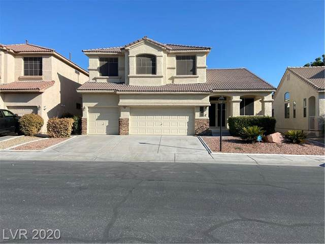 7522 Trickling Wash Drive, Las Vegas, NV 89131 (MLS #2229183) :: Performance Realty