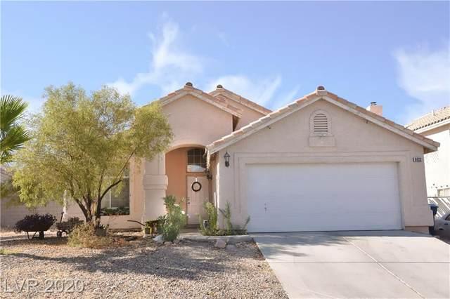 6423 Bluehurst Avenue, Las Vegas, NV 89156 (MLS #2229187) :: Jeffrey Sabel