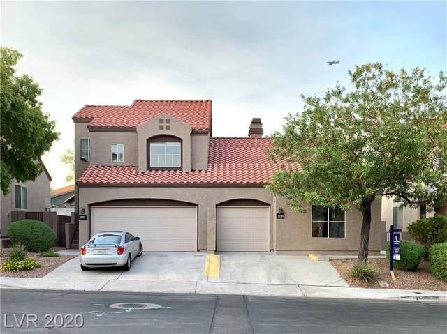 1707 Comstock Drive, Henderson, NV 89014 (MLS #2229189) :: Performance Realty