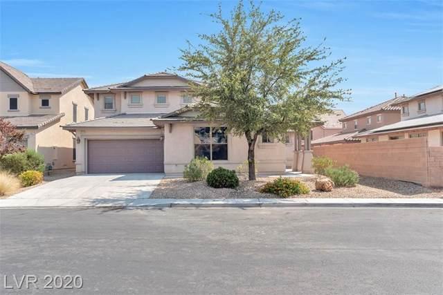 2813 White Peaks Avenue, North Las Vegas, NV 89081 (MLS #2229190) :: Hebert Group | Realty One Group