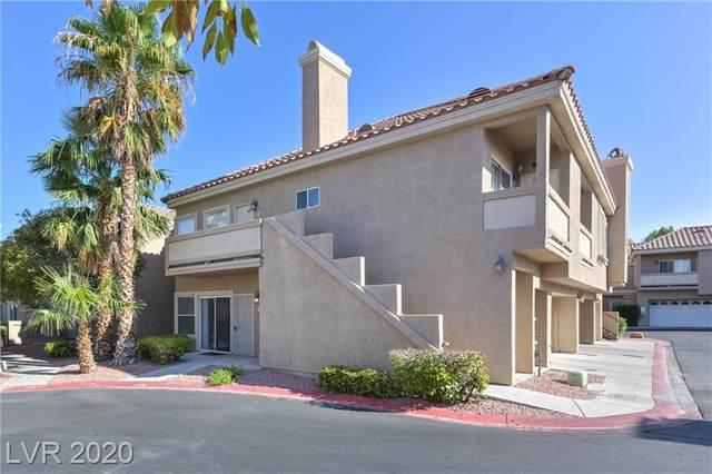5125 Reno Avenue #1069, Las Vegas, NV 89118 (MLS #2229191) :: Kypreos Team