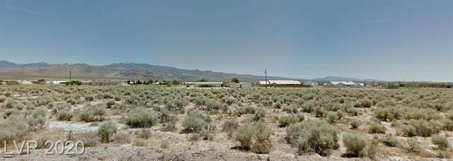3391 Tahachapi Avenue, Pahrump, NV 89048 (MLS #2229196) :: Performance Realty