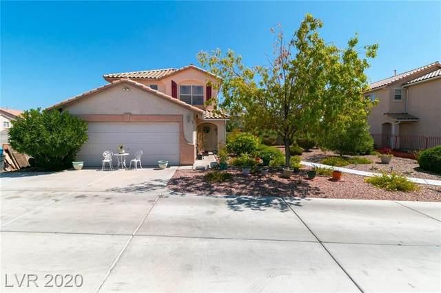 5502 Zachary Street, Las Vegas, NV 89118 (MLS #2229203) :: Jeffrey Sabel