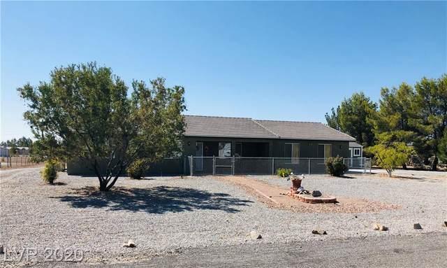 2791 Prospector Lane, Pahrump, NV 89048 (MLS #2229231) :: Billy OKeefe | Berkshire Hathaway HomeServices