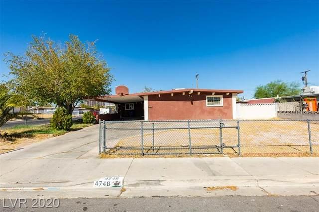 4748 Sacks Drive, Las Vegas, NV 89122 (MLS #2229243) :: The Perna Group