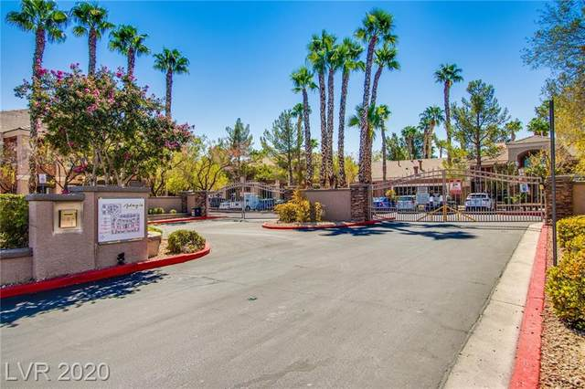 7705 Constanso Avenue #203, Las Vegas, NV 89128 (MLS #2229247) :: The Lindstrom Group