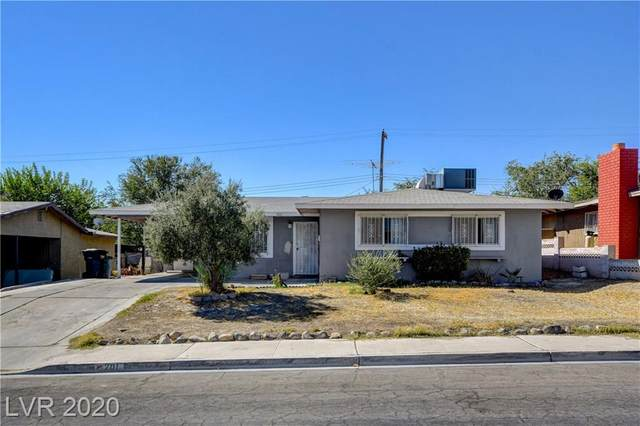 201 Frederick Avenue, Las Vegas, NV 89106 (MLS #2229259) :: Billy OKeefe | Berkshire Hathaway HomeServices