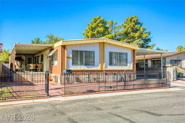 3757 Butternut Lane, Las Vegas, NV 89115 (MLS #2229260) :: The Lindstrom Group