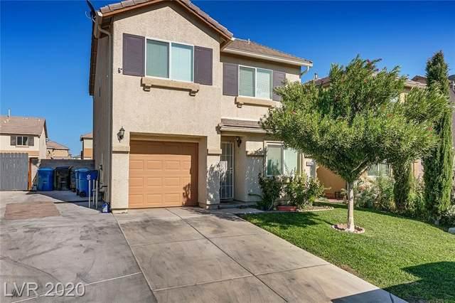 5294 Emelita Street, Las Vegas, NV 89122 (MLS #2229275) :: Jeffrey Sabel