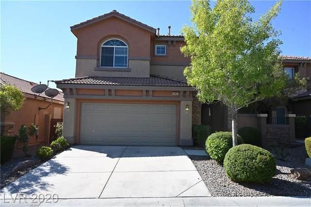 11457 Parkersburg Avenue, Las Vegas, NV 89138 (MLS #2229282) :: The Perna Group