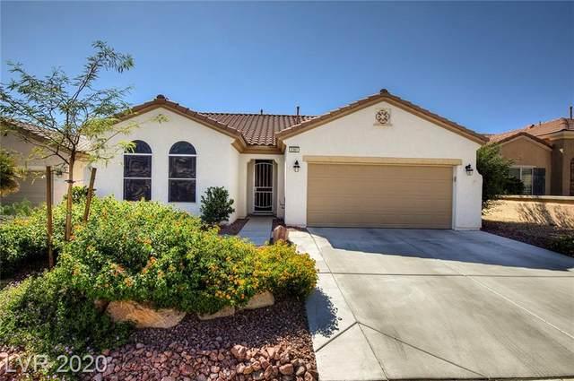 2381 Wood Village Drive, Henderson, NV 89044 (MLS #2229293) :: Helen Riley Group | Simply Vegas