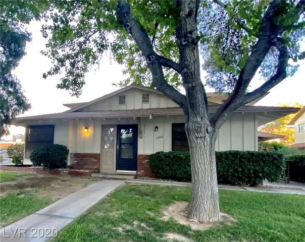 1300 Lorilyn Avenue #4, Las Vegas, NV 89119 (MLS #2229298) :: The Lindstrom Group