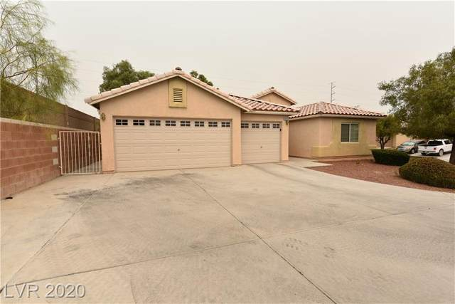 6329 Little Elm Street, North Las Vegas, NV 89031 (MLS #2229300) :: Billy OKeefe | Berkshire Hathaway HomeServices