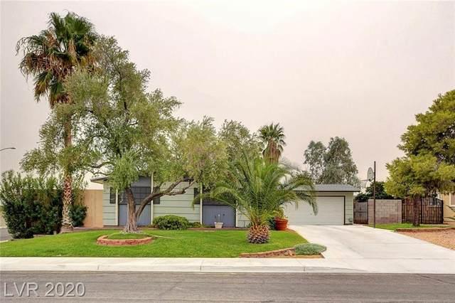 6913 Kim Avenue, Las Vegas, NV 89145 (MLS #2229348) :: Helen Riley Group | Simply Vegas