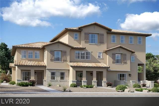 11924 Tomales Bay Street, Las Vegas, NV 89138 (MLS #2229357) :: Jeffrey Sabel