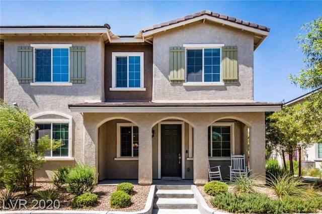 8486 Insignia Avenue #102, Las Vegas, NV 89178 (MLS #2229362) :: Kypreos Team