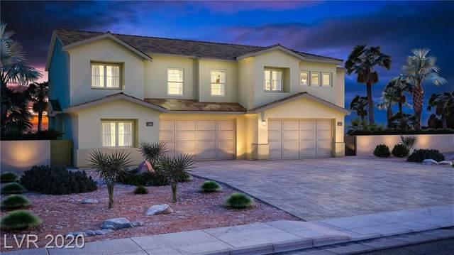 6951 Noah Raven Street, North Las Vegas, NV 89084 (MLS #2229374) :: Jeffrey Sabel