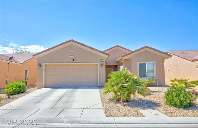7641 Fruit Dove Street, North Las Vegas, NV 89084 (MLS #2229378) :: The Lindstrom Group