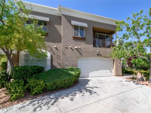1405 San Juan Hills Drive #102, Las Vegas, NV 89134 (MLS #2229425) :: Kypreos Team