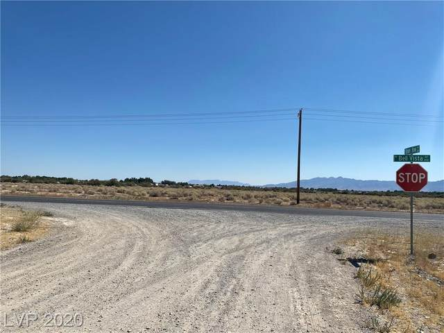 451 W Bell Vista Avenue, Pahrump, NV 89060 (MLS #2229430) :: Jeffrey Sabel
