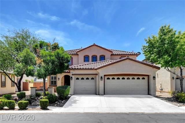 209 Raptors View Avenue, North Las Vegas, NV 89031 (MLS #2229440) :: Billy OKeefe | Berkshire Hathaway HomeServices