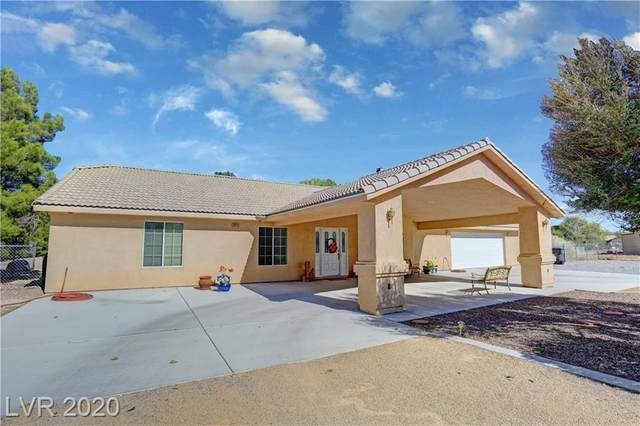 2071 Page Street, Pahrump, NV 89048 (MLS #2229446) :: Performance Realty