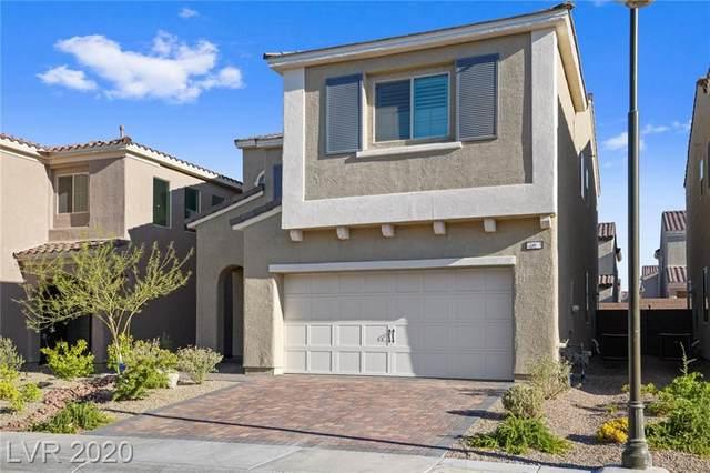 287 Walkinshaw Avenue, Las Vegas, NV 89148 (MLS #2229476) :: Helen Riley Group   Simply Vegas