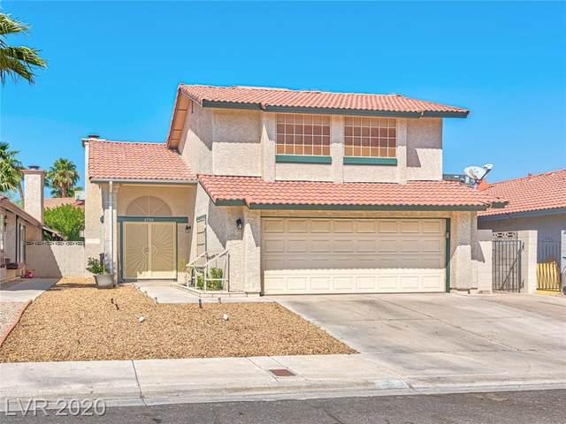 6504 Deadwood Road, Las Vegas, NV 89108 (MLS #2229482) :: The Perna Group