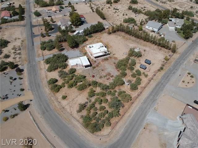 520 Lupin Street, Pahrump, NV 89048 (MLS #2229486) :: Signature Real Estate Group