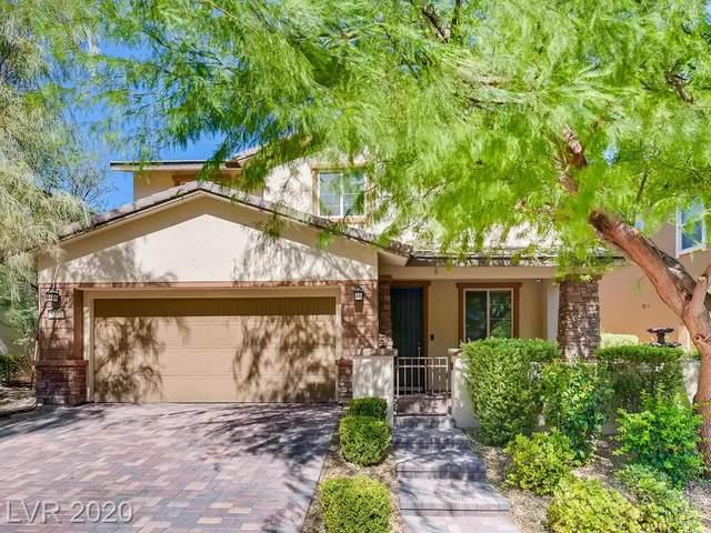 5706 Mesa Mountain Drive, Las Vegas, NV 89135 (MLS #2229505) :: The Shear Team