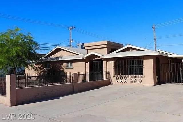 5108 Wilbur Street, Las Vegas, NV 89119 (MLS #2229523) :: The Lindstrom Group