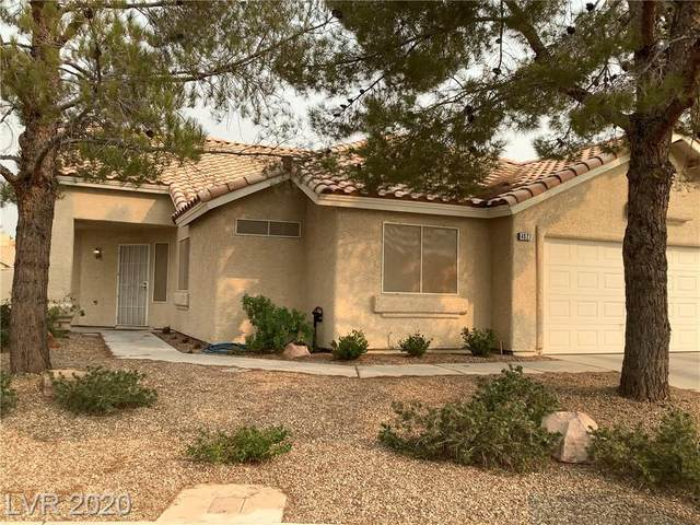 4627 Belcolla Lane, Las Vegas, NV 89122 (MLS #2229532) :: The Shear Team