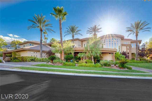 2061 Troon Drive, Henderson, NV 89074 (MLS #2229655) :: The Mark Wiley Group | Keller Williams Realty SW