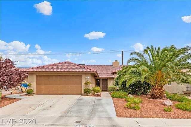 6216 Minerva Drive, Las Vegas, NV 89130 (MLS #2229668) :: Helen Riley Group | Simply Vegas