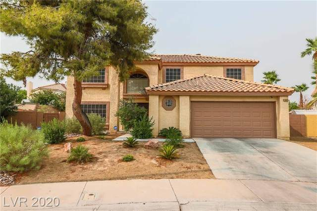 1516 Cliff Branch Drive, Henderson, NV 89014 (MLS #2229679) :: Helen Riley Group | Simply Vegas