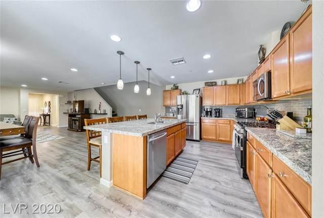 3036 Camino Rico Avenue, Henderson, NV 89044 (MLS #2229705) :: Jeffrey Sabel