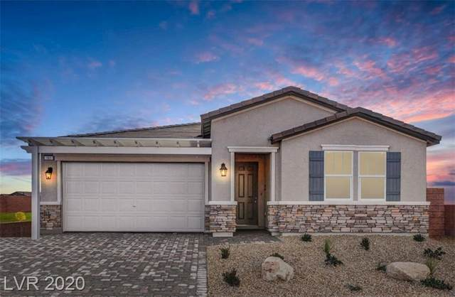 634 Locust Grove Street Lot 20, Henderson, NV 89015 (MLS #2229712) :: The Perna Group