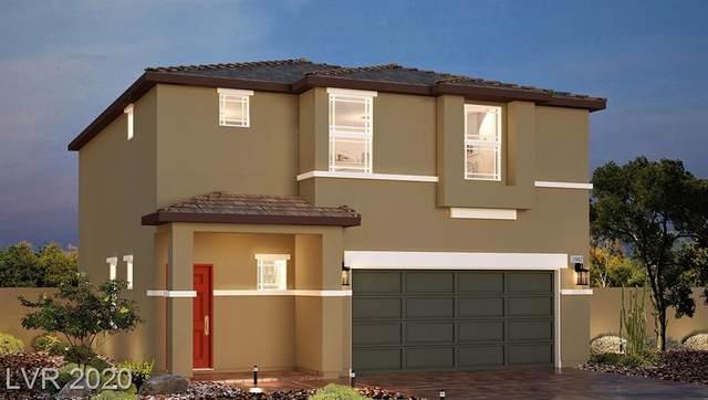 7354 Glowing Point St Street #166, North Las Vegas, NV 89084 (MLS #2229736) :: The Mark Wiley Group | Keller Williams Realty SW