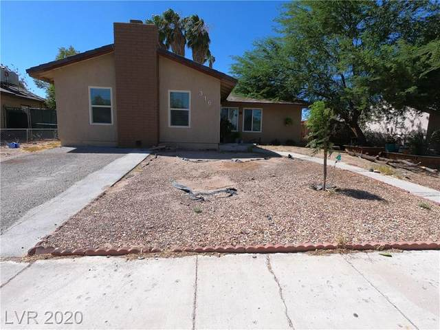 316 Anchor Street, Las Vegas, NV 89110 (MLS #2229771) :: The Lindstrom Group