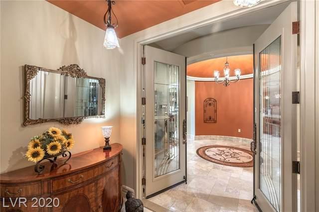 9103 Alta Drive #1005, Las Vegas, NV 89145 (MLS #2229785) :: Vestuto Realty Group
