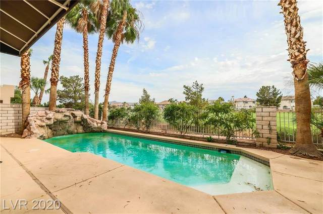 2449 Ping Drive, Henderson, NV 89074 (MLS #2229792) :: The Lindstrom Group